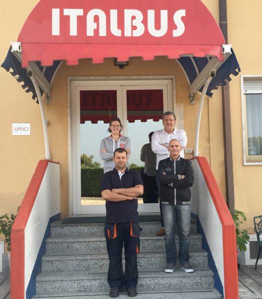 Organigramma azienda Italbus