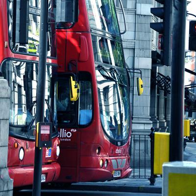 autobus pubblici