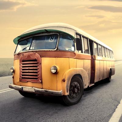 estintori su autobus