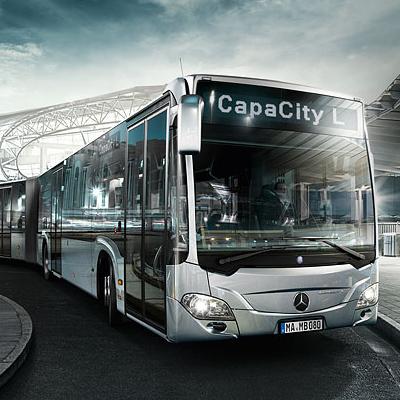 mercedes-benz autobus capacity