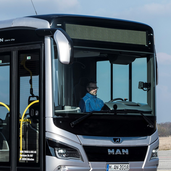 bus Man by Italbus