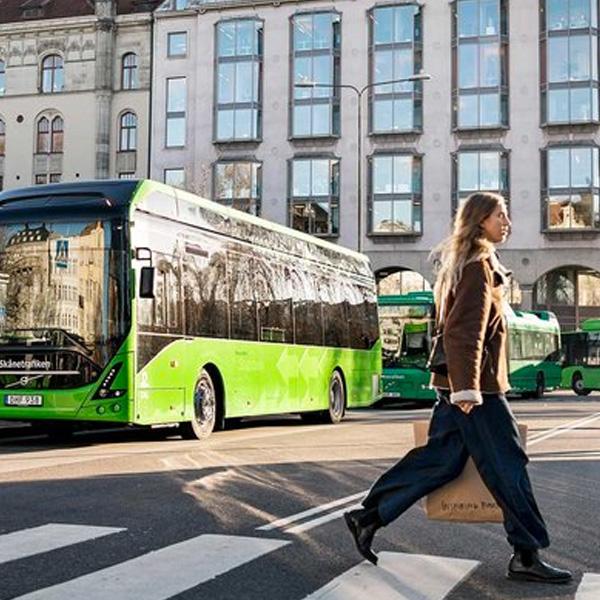 Autobus elettrici Italbus